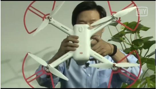 全智能控制:小米无人机正式发布 售价2499元起的照片 - 1