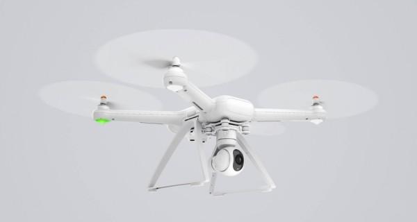 小米员工:小米无人机直播中断并非坠机 而由低电量引起的照片 - 2