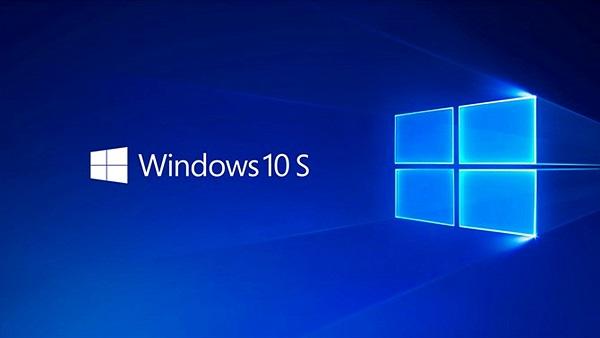 微软改心意:允许Windows 10专业版降级至Windows 10 S的照片 - 1
