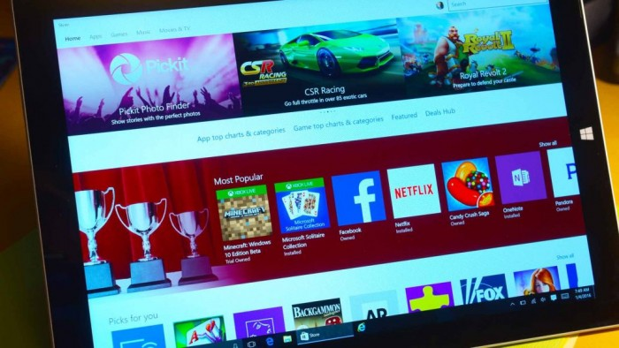 Windows商店封杀Chrome和Firefox等第三方桌面浏览器的照片