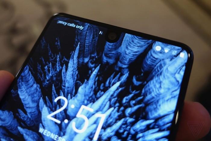 """""""安卓之父""""全面屏安卓旗舰手机Essential PH-1初步上手的照片 - 4"""