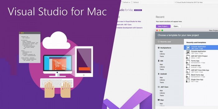 Visual Studio for Mac正式发布的照片