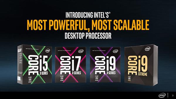 Intel全新Core-X处理器跑分:对比AMD Ryzen后失望的照片 - 1