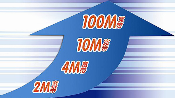 工信部专项整治宽带:重点解决速率不达标等问题的照片