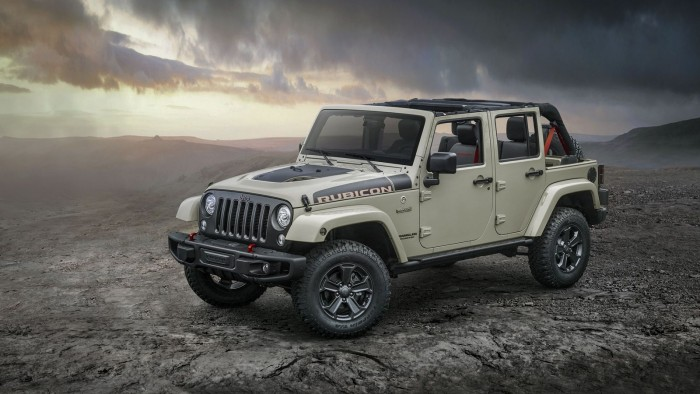 Cars.com公布2017年美国制造指数榜单 Jeep牧马人位列榜首的照片 - 1