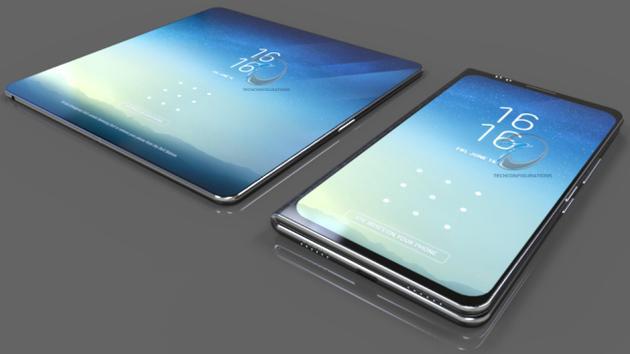 消息称三星11月量产可折叠屏幕手机 最早12月上市的照片
