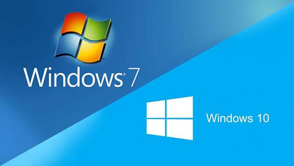 Windows10在企业中的适配率首次超过Windows7