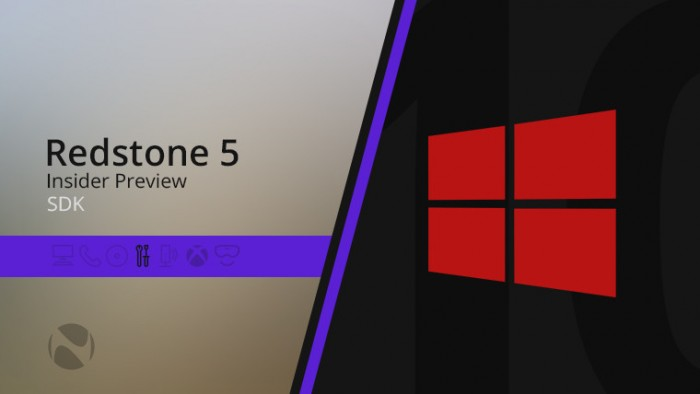 Win10 SDK Build 17677发布:让第三方应用使用Sets