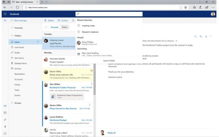 Office 365迎新UI:精简Ribbon功能区 强化搜索推荐的照片 - 4