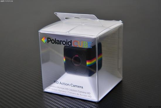 宝丽莱Cube+微型摄像机装备WiFi的照片