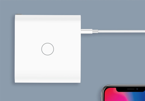 紫米65W充电器3口快充版发布:USB-C输出可达45W的照片