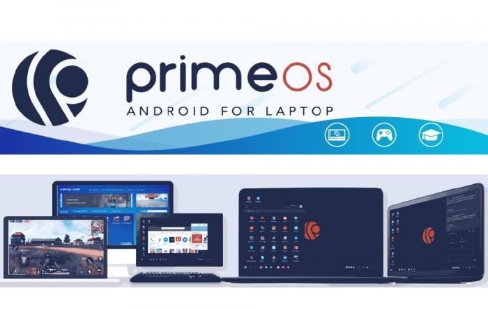 PrimeOS发布:在PC端运行Android应用和游戏的照片 - 2