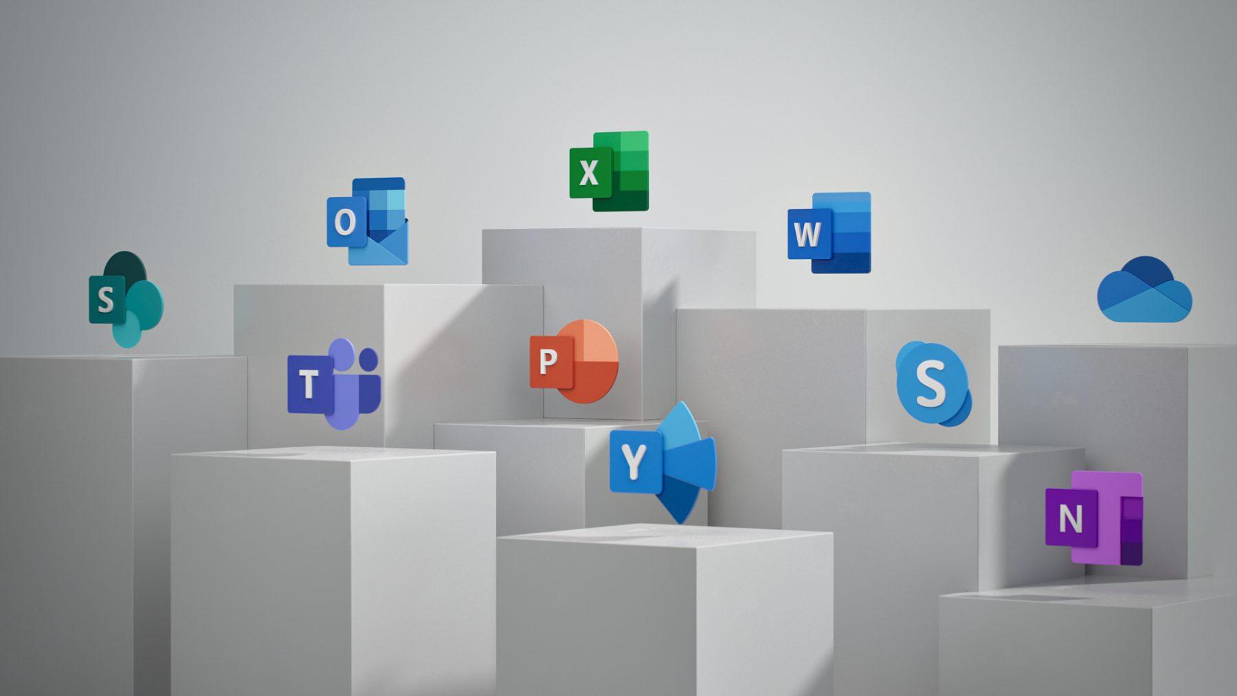 微软分享Office365 Win10 Fluent图标设计背后的故事的照片 - 6