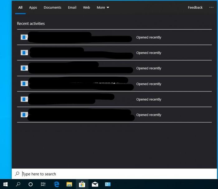 微软在Win10上引入了单独的搜索和Cortana选项的照片 - 4