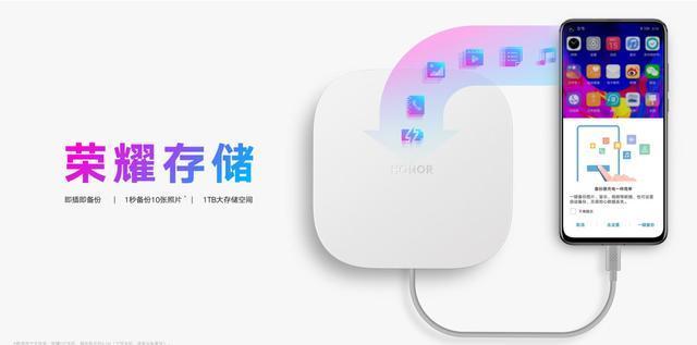 699元 荣耀存储发布:可备份微信聊天记录的照片 - 1