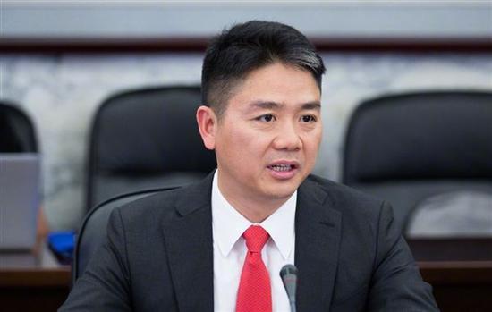刘强东案女方律师拟起诉明尼苏达大学的照片