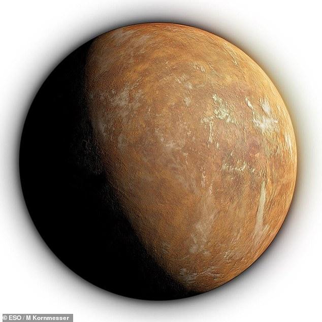 """6光年远""""超级地球""""或存在生命 质量是地球3倍的照片 - 2"""