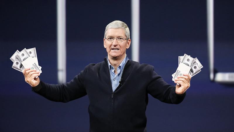 库克终于松口:承认新iPhone销售不佳是因为定价过高的照片
