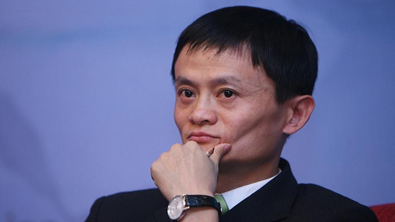 """马云入选全球""""10大思想者"""":他真正改变了一个社会的照片 - 1"""