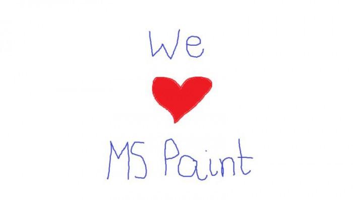 微软可能继续保留Win10中经典绘图软件Paint的照片 - 1