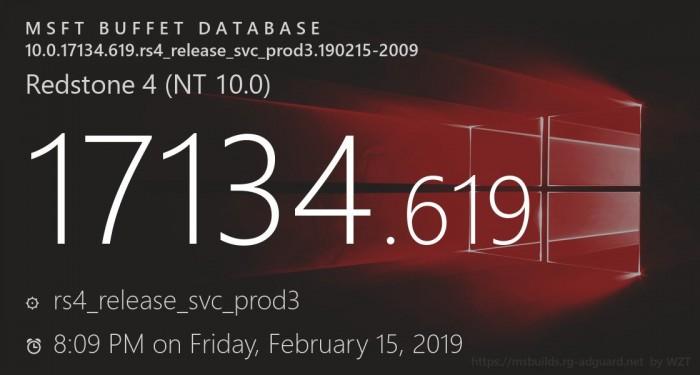 三大Windows 10获得累积更新的照片 - 1