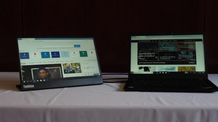 联想更新2019年款ThinkPad X与T系列笔记本电脑产品的照片 - 8