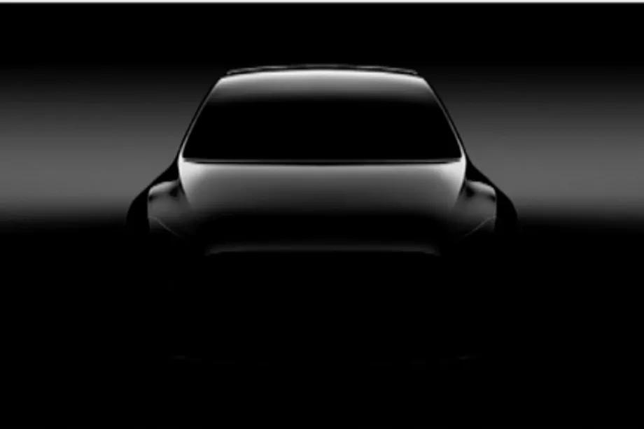 特斯拉Model Y跨界SUV将于3月14日正式发布的照片 - 1
