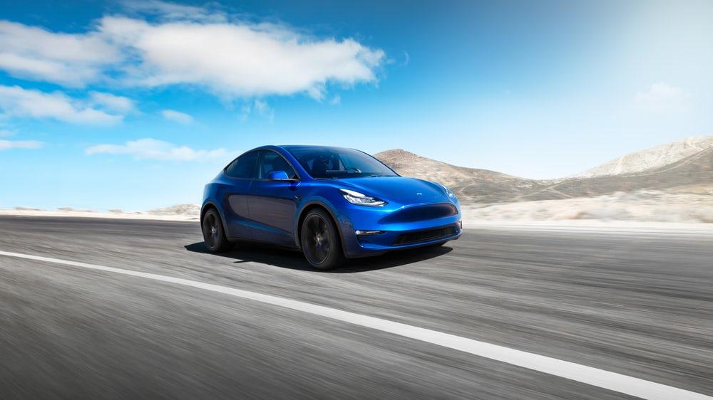 特斯拉今日发布入门级SUV Model Y:起价39000美元的照片 - 7
