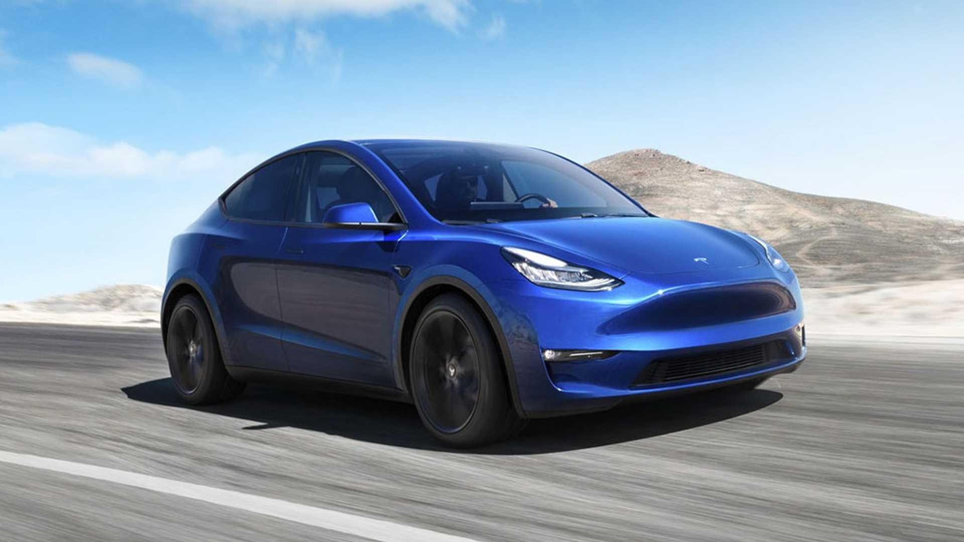 特斯拉今日发布入门级SUV Model Y:起价39000美元