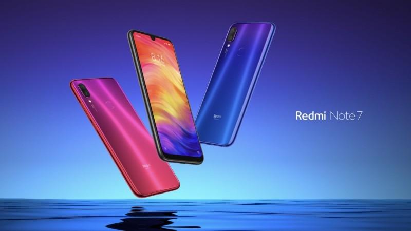 开卖两个月后:红米Note 7正式开启现货发售的照片 - 1