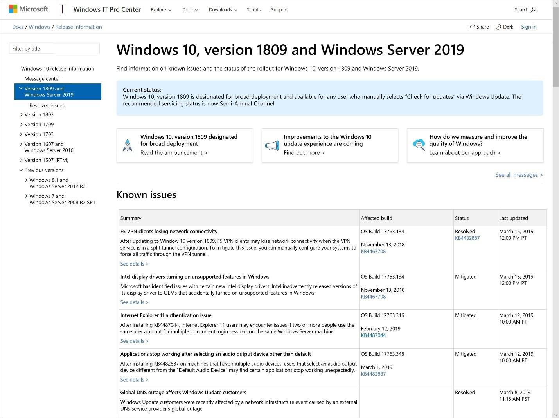 微软即将面向测试人员推出Win10 2019年5月更新版的照片 - 4