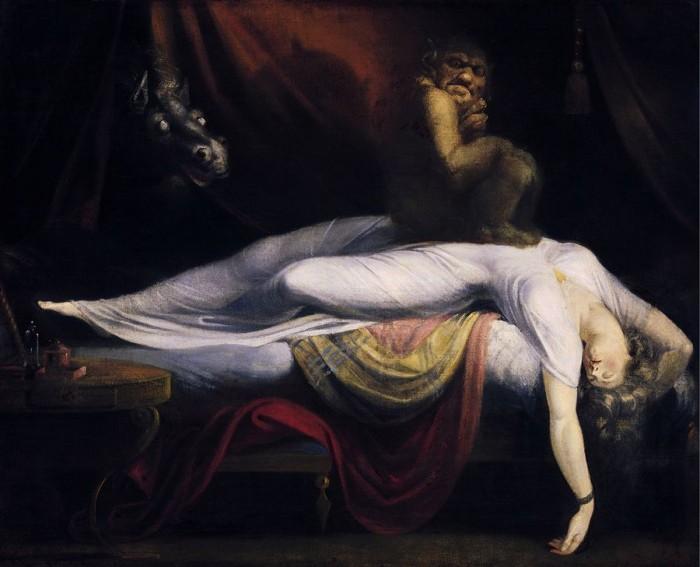 """你经历过的""""鬼压床""""究竟是个什么鬼?"""