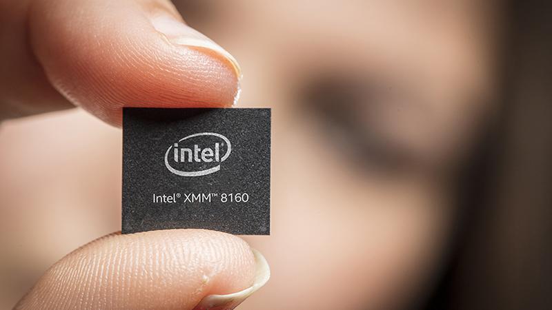 英特尔宣布退出5G智能手机调制解调器业务的照片