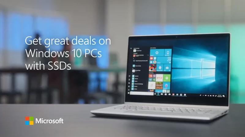 微软放出Win10视频:卓越体验的新PC真的很贵?的照片