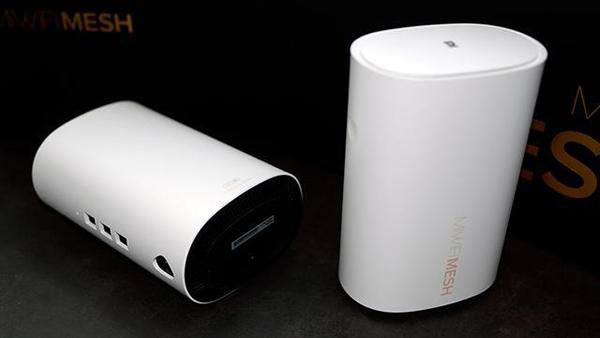 小米路由器Mesh今日开卖:两只装 自动切换不断网的照片 - 1