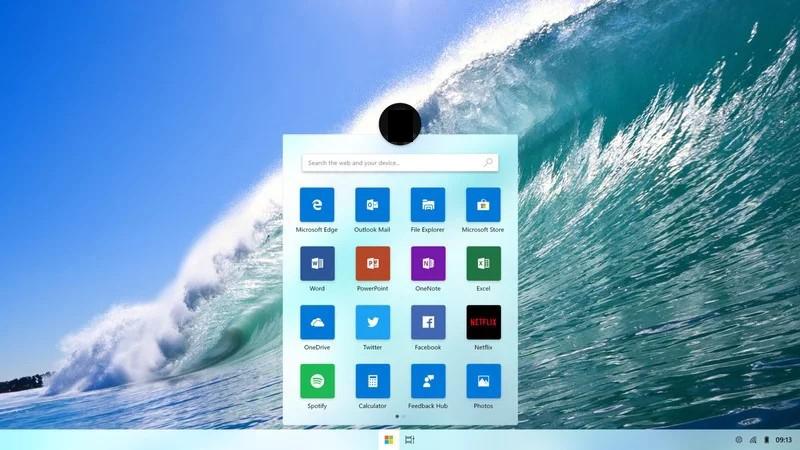 Windows Lite或允许运行Win32应用程序的照片