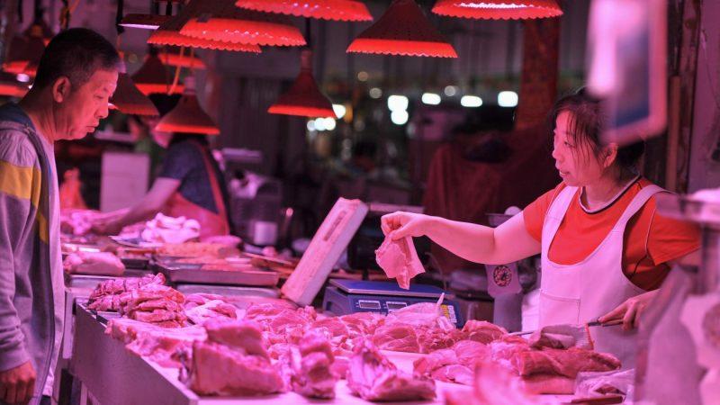 全国猪价地图走红 网友:卖一辆车利润不如卖两头猪的照片 - 1