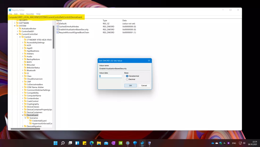 怎样在Windows 11中禁用VBS以提高性能?