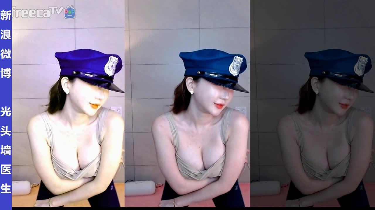 AfreecaTV女主播 韩叶拉 하예라(rlemaos)直播热舞剪辑20200404