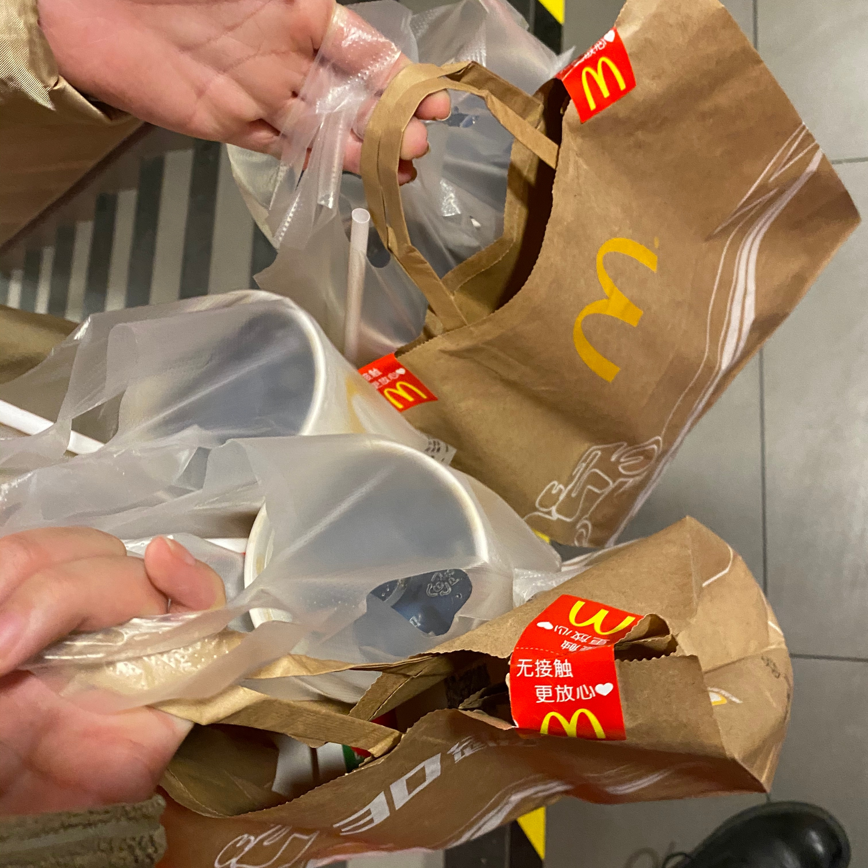 麦当劳半价家有金桶,只需39元图片