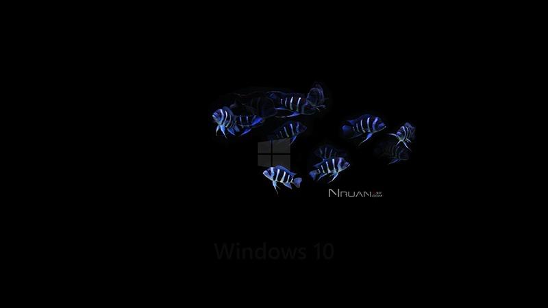 win10系统被小伙伴们完爆 把windows 10桌面玩的很酷很炫的照片 - 22