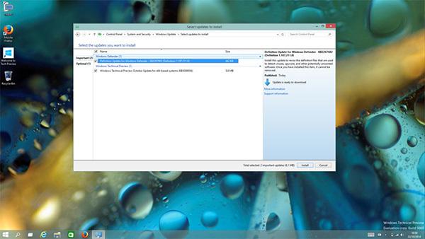 Windows 10 Build 9860继续加强触控设备用户体验