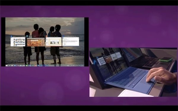 Windows 10预览版Build 9865将至:触控板手势、窗口贴靠的照片 - 2