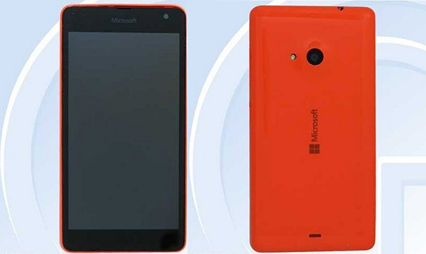诺基亚再见:首款微软标识手机Lumia 535双11发售的照片 - 2