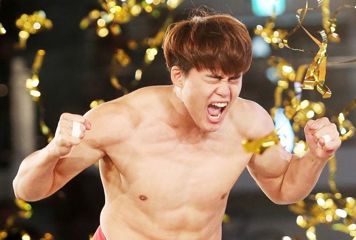 摔跤版的《Produce101》?KBS将打造年轻摔跤选手竞技综艺《我是摔跤手》,11月开播!插图1