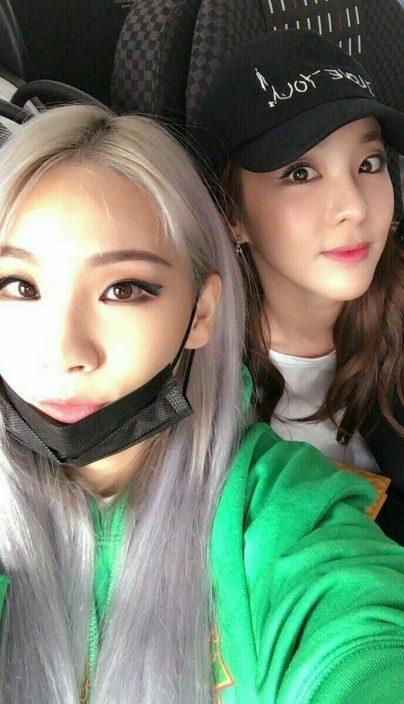 DARA转发支持CL个人新YouTube频道,粉丝感动大呼DARA也赶快离开YG插图3