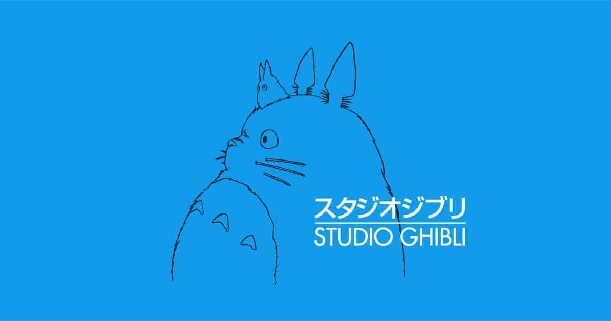 吉卜力提供免费视频会议背景素材,让你置身宫崎骏动画世界插图