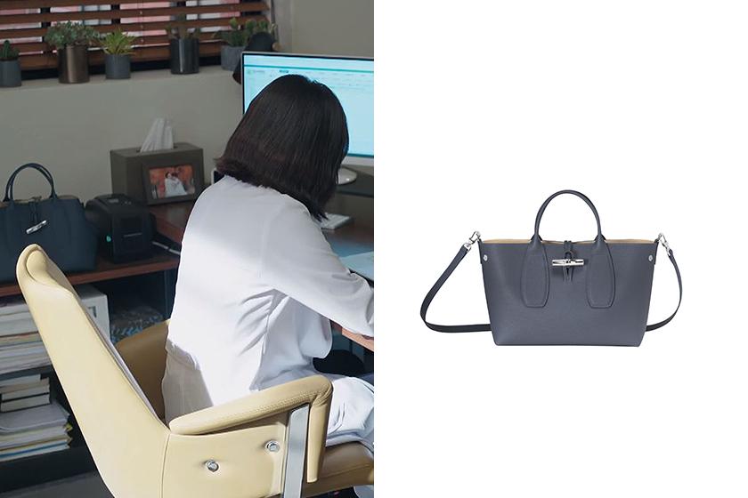 《夫妻的世界》韩素希与金喜爱穿搭受追捧,这两款手提包超适合办公室穿搭!插图3
