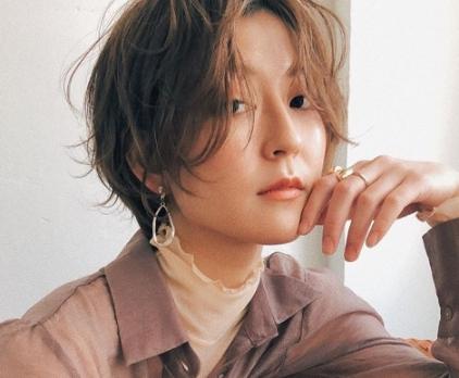 女装搭配流行发型的图片 第1张