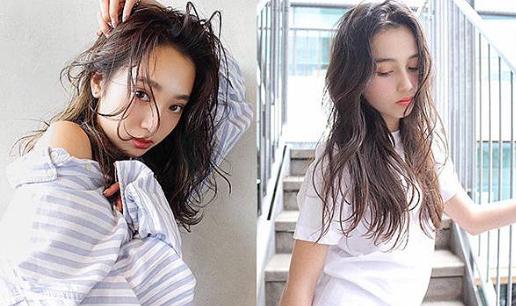 女装搭配流行发型的图片 第5张